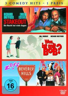 Stakeout - Die Nacht hat viele Augen / Zoff in Beverly Hills / Was ist mit Bob? [3 DVDs]