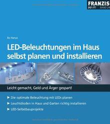 LED-Beleuchtungen im Haus selbst planen und installieren
