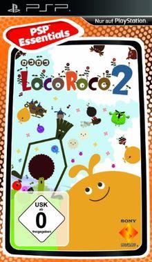 Loco Roco 2 [Essentials]