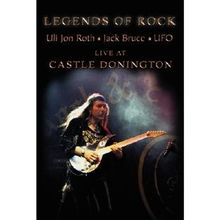 Uli Jon Roth & Guests - Legends of Rock - Live at Castle Donington