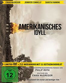 Amerikanisches Idyll (Mediabook) [Blu-ray]
