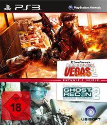 Tom Clancy's Rainbow Six Vegas 2 + Ghost Recon: Advanced Warfighter 2