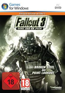 Fallout 3 - Game Add-on Pack: Broken Steel + Point Lookout