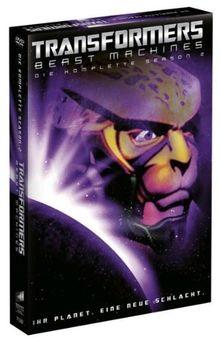Transformers: Beast Machines - Die komplette Season 2 [2 DVDs]