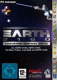 Earth 2160 Universe Edition 2010 - [PC]