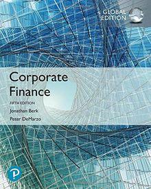 Corporate Finance, Global Edition (0)