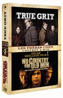 PARAMOUNT True Grit + No Country for Old Men (Coffret 2 DVD)