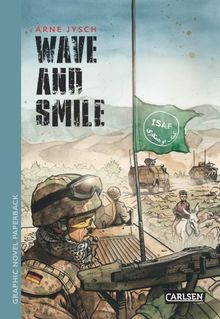 Graphic Novel paperback: Wave and Smile