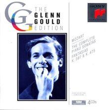 The Glenn Gould Edition: Mozart, The Complete Piano Sonatas, Fantasias