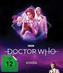 Doctor Who - Fünfter Doktor - Kinda [Blu-ray]