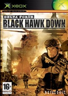 Delta Force: Black Hawk Down (Xbox) UK IMPORT