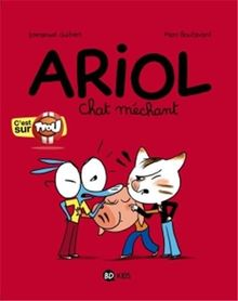 Ariol, Tome 6 : Chat méchant