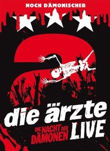 Live - Die Nacht der Dämonen (Digipack inkl. USB Stick) [Blu-ray] [Deluxe Edition]