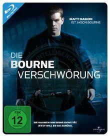 Die Bourne Verschwörung - Steelbook [Blu-ray]