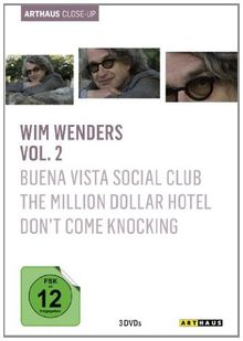Wim Wenders - Arthaus Close-Up, Vol. 2 [3 DVDs]