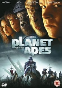 Planet Of The Apes 2001 - Vanilla Dvd [UK Import]