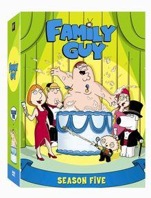 Family Guy S5 [UK Import]