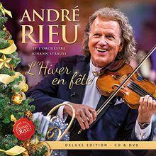 Andre/Strauss Orchest Rieu - L'hiver En Fete