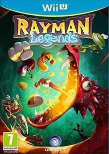 Rayman Legends Jeu Wii U