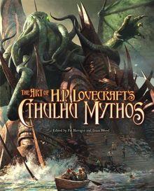 Art of Lovecraft Cthulhu
