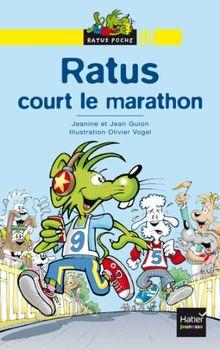 Bibliotheque De Ratus Ratus Court Le Marathon De Jean Guion