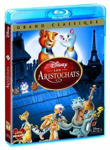 Les aristochats [Blu-ray]