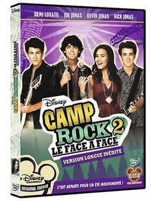 Camp rock 2 [FR Import]