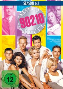 Beverly Hills, 90210 - Season 6.1 [3 DVDs]