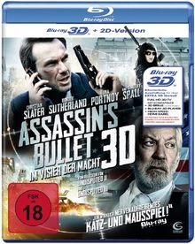 Assassin's Bullet - Im Visier der Macht (3D + 2D-Version) [Blu-ray 3D]