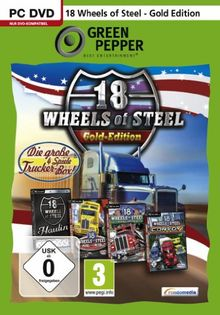 18 Wheels of Steel: Gold Edition [Green Pepper]