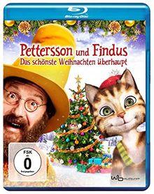 Pettersson & Findus 2 - Das schönste Weihnachten überhaupt [Blu-ray]