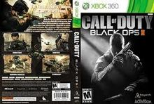 CoD 9 Black Ops 2 PS-3 UK Call of Duty
