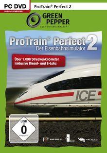Pro Train Perfect 2 [Green Pepper]