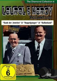 Laurel & Hardy - The Diamond Collection 8