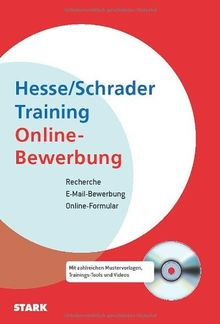 Beruf & Karriere Bewerbungs- und Praxismappen / Training Online Bewerbung: Recherche - E-Mail-Bewerbung - Online-Formular