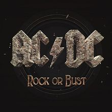 Rock Or Bust (Vinyl LP + CD) [Vinyl LP]