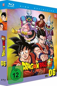 Dragonball Super – Box 6 – Episoden 77-95 [2 Blu-rays]