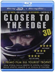 Closer to the edge (2D+3D) [Blu-ray] [IT Import]
