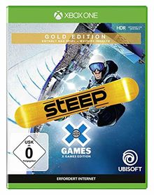 Steep X Games Gold Edition - [Xbox One]