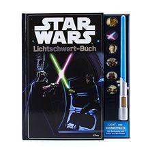Star Wars Lichtschwert-Buch - Soundbuch mit 7 Geräuschen - Pappbilderbuch