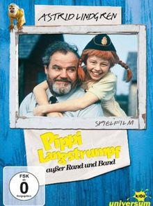 Pippi Langstrumpf außer Rand und Band