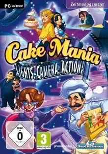 Cake Mania: Lights, Camera, Action!