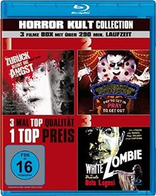 Horror Kult Collection [Blu-ray]