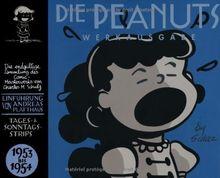 Die Peanuts. Werkausgabe: Peanuts Werkausgabe, Band 2: 1953 - 1954: BD 2
