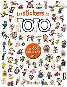 Les Stickers de Toto (Tb.Toto)