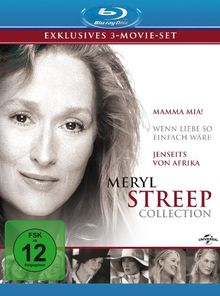 Meryl Streep - Box [Blu-ray]