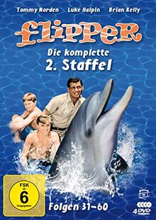 Flipper - Die komplette 2. Staffel [4 DVDs]
