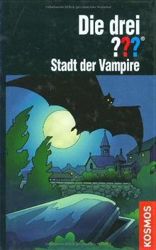 Die drei ???. Stadt der Vampire (drei Fragezeichen)