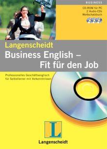 Business Englisch - Fit für den Job
