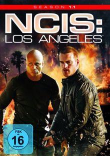 NCIS: Los Angeles - Season 1.1 [3 DVDs]
